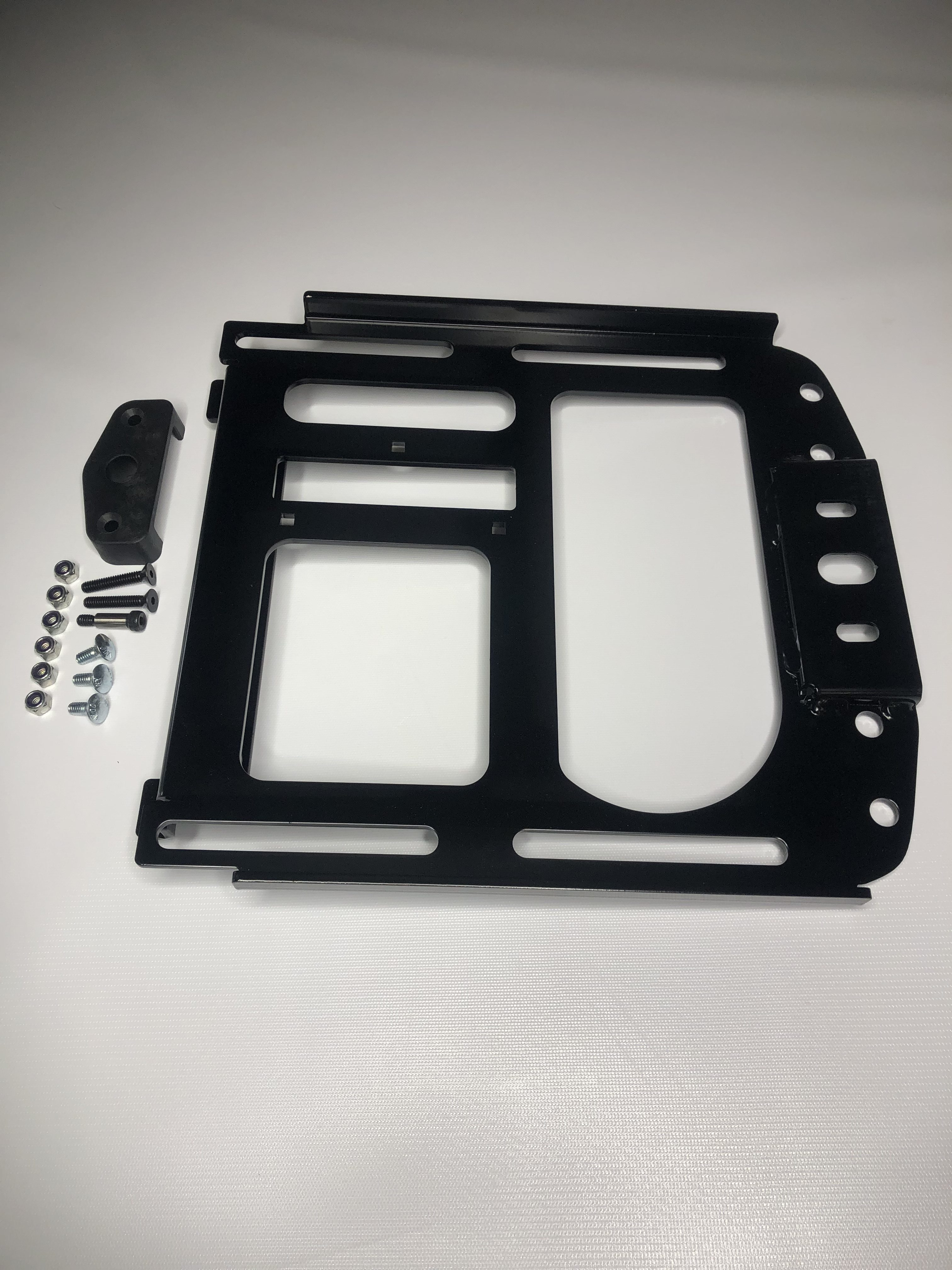 Lowering and Reclining Seat Base (RZR 1000, RZR 900, RZR Turbo, RZR Turbo  S, RS1)
